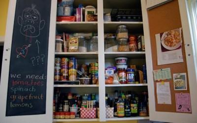 Antes de ordenar tu dieta… ¡Ordena los armarios de tu cocina!