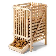 caja patatas