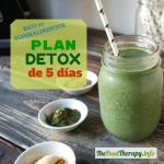 Plan detox 5 días
