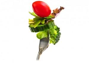 Tenedor ensalada