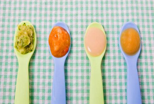 Potitos saludables = Bebés felices