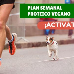Cartel proteico vegano