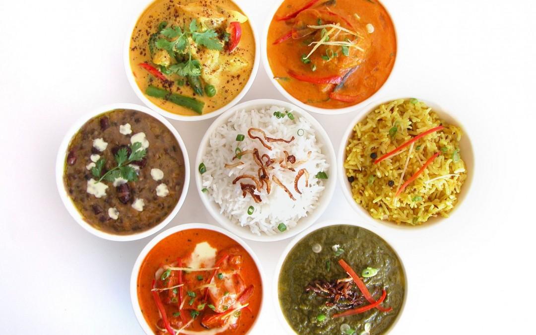 Viaje a la cocina India: mundo de sabores y colores