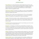 Instrucciones Plan Semanal Vegetariano Proteico