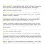 Instrucciones plan Semanal Vegano Proteico