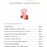 Portada plan Semanal Vegano Proteico