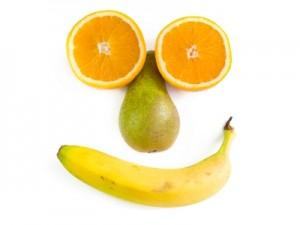 Smiling-fruit