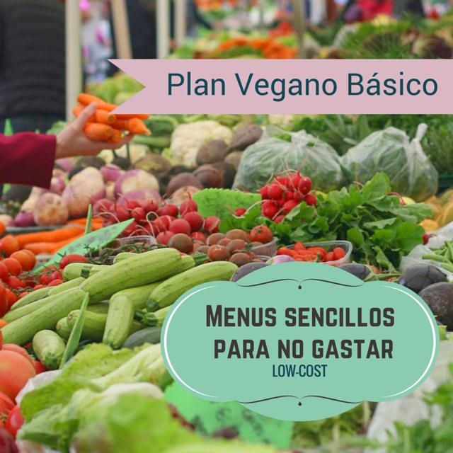 Plan semanal vegano b sico the food therapy for Plan semanal de comidas