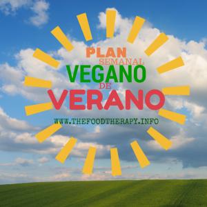 Plan Vegano Verano