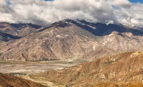 Montañas de himalaya