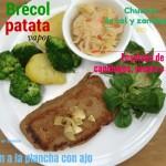 Comida vegana completa y exprés (Lista en 10 minutos)
