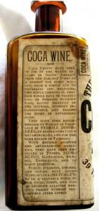 Antigua coca
