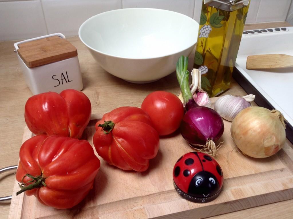 Crema de Tomates Asados 1