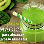 Guía de bebidas mágicas para un peso saludable