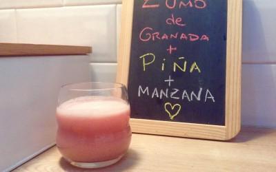 Zumo La vie en rose