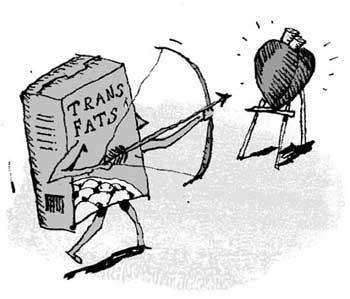 trans fat kills