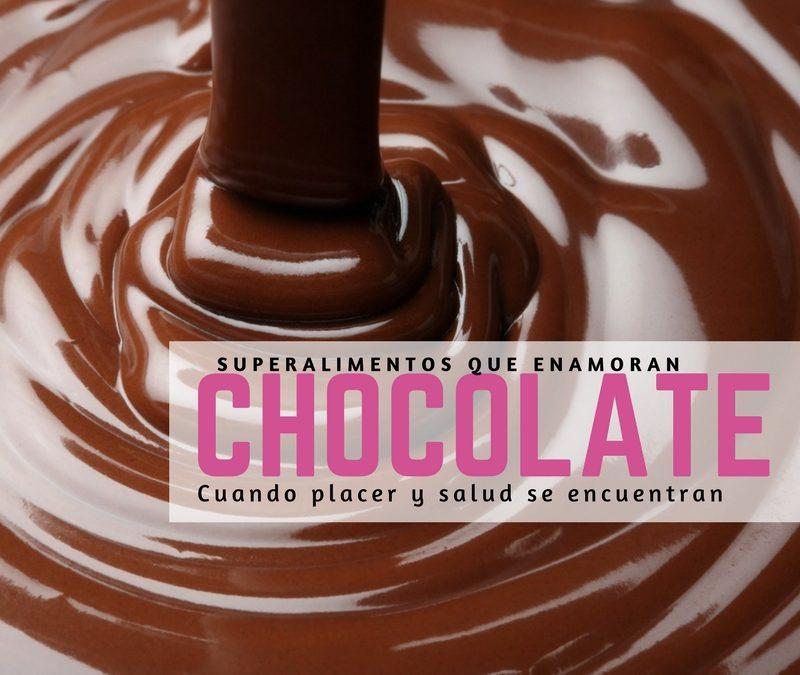 CHOCOLATE: Cuando salud y placer se encuentran