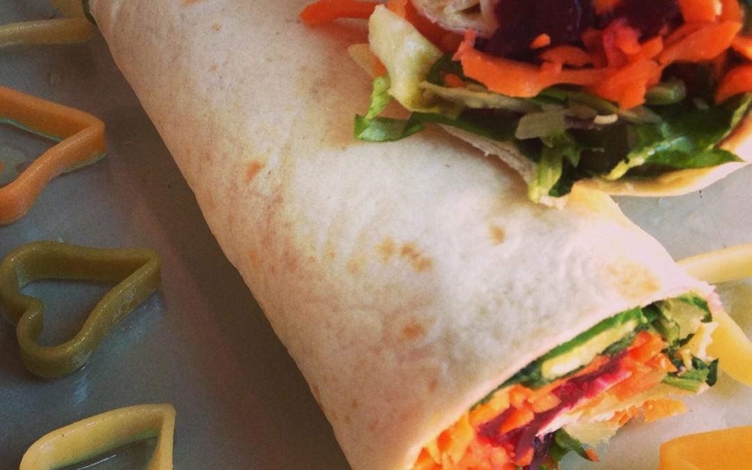 Burrito Arcoiris «Todo-en-1»