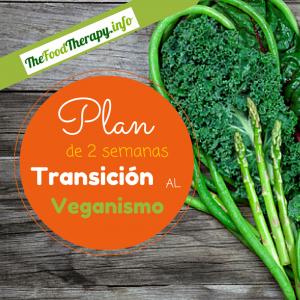 Plan transición al veganismo