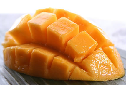 El sabroso mango, rey en vitaminas
