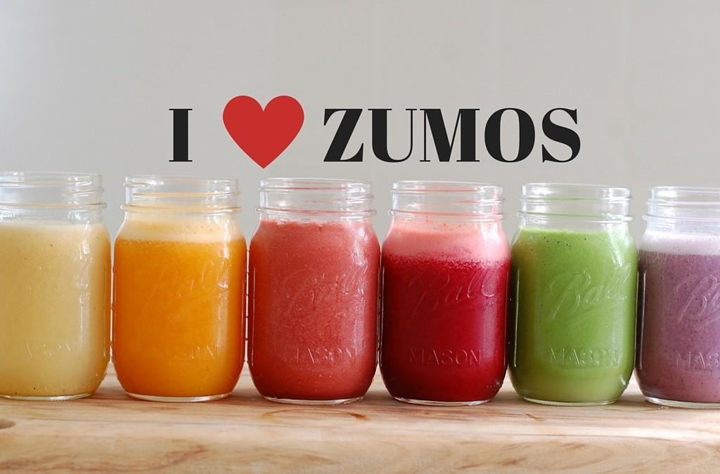 7 beneficios instantáneos de los zumos frescos